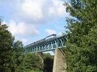 na Papradskom viadukte