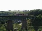 Os 3119 o pár minút neskôr na Lipoveckom viadukte