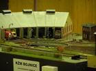 V kultúrnom dome Samka Dudíka v Myjave predvádzali modulisko H0 modelári z Bojníc
